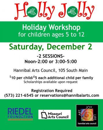 Holly Jolly Holiday Workshop