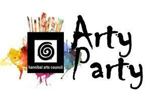 Check out our next Arty Party!
