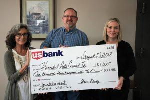 HAC Receives U.S. Bank Foundation Grant