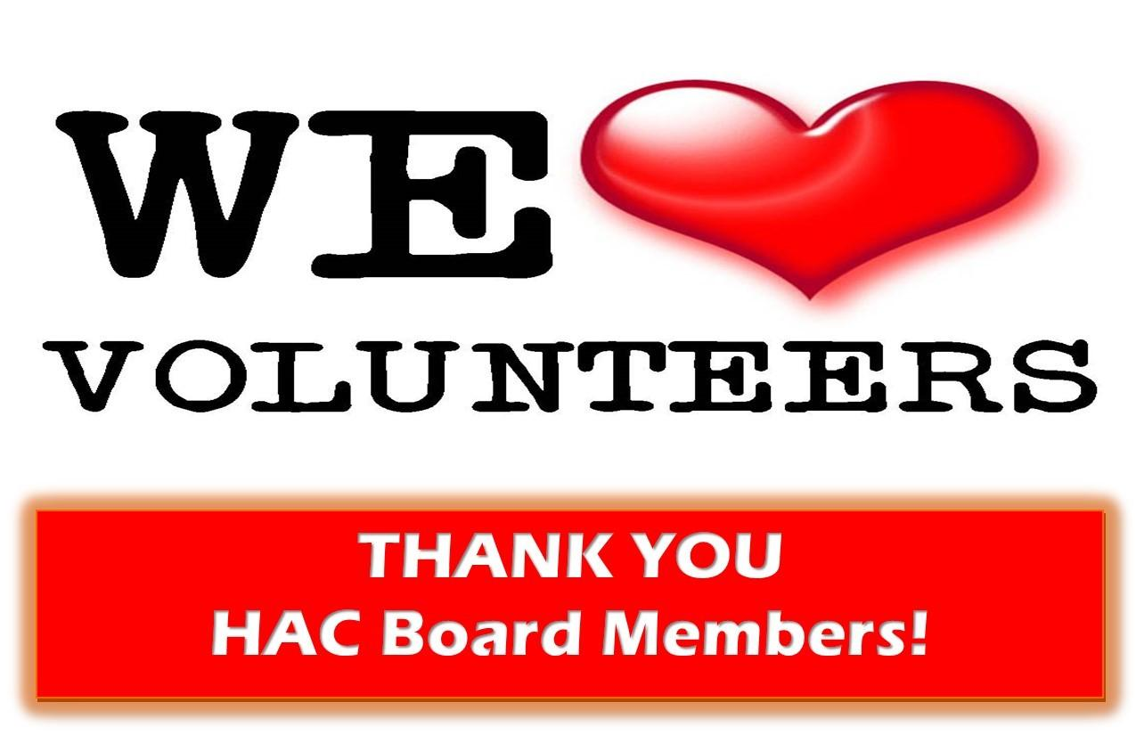 HAC Board of Directors